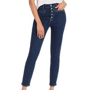 7 For All Mankind b(air) High Waisted Skinny